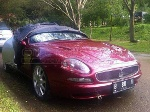 Foto Dijual Maserati 3.2 GT Twin Turbo roadster (2002)