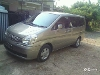 Foto Nissan Serena Ct At 2005 Abu2 Metalik-over Kredit