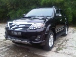 Foto Toyota Grand New Fortuner Diesel Vnt-trd...
