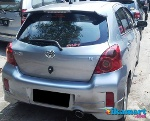 Foto Toyota yaris e matic 2012 medium silver