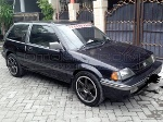 Foto Dijual Honda Civic Wonder 1.3 (1986)