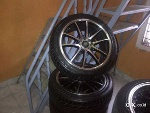 Foto Velg Auto Speed Ring 17 + Ban