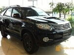 Foto Dijual fortuner g manual diesel warna black