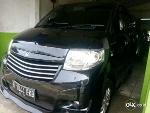 Foto Suzuki Apv Luxury Velg Ring 15 Th 2012 Hitam...
