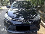 Foto TOYOTA All New Vios 2013 Hitam AT