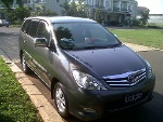 Foto Innova G M/T Bensin Luxury Sept 2010 Grey...