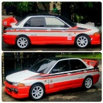 Foto Mitsubishi Lancer Evo 3, th 1994 Modif Rally,...