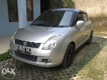 Foto Swift Silver 2006 GT AT murmer yahuuuud