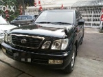 Foto Land Cruiser Cygnus 2000