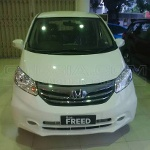Foto Dijual Honda Freed SD (2015)