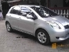 Foto Toyota yaris type E manual silver 2008 pribadi