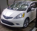 Foto Honda Jazz Rs White Tahun 2009 Manual