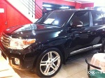 Foto Toyota Land Cruiser Uk 2013