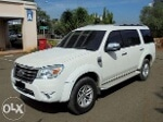 Foto Ford Everest Xlt Automatic 2011 Putih Pemakaian...
