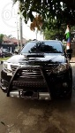 Foto Fortuner type G vnt turbo 2013 km rendah