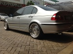 Foto [Jual] bmw 318i th 2004 at plat b silver...