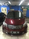 Foto Honda Freed PSD Red Wine 2009 Automatic