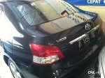 Foto Toyota Vios At 2013 Hitam