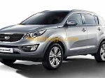 Foto All New Sportage LX Matic NEW Rp. 348.500.000