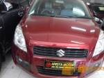 Foto Suzuki Splash GL Manual 2011 Merah