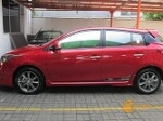 Foto Ready stock toyota yaris trd merah automatic...