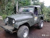 Foto Jeep Willys 1961 Malang