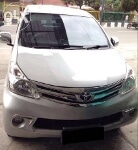 Foto All New Avanza 1.3G 2013 Airbag Manual