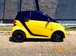 Foto Yellow Smart City Flame Special Edition 2013
