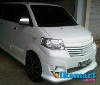 Foto Jual Apv luxury sgx 2010 white