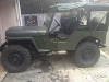 Foto Jeep Willys 1954