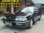 Foto Dijual Honda Civic Grand Civic 1.6 (1991)
