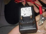 Foto Universal Charger Accu 12 Volt (slow Charging)
