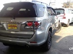 Foto Toyota Grand Nw Fortuner Diesel Th 2014