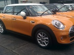Foto The New MINI 5 Doors Only 160mio