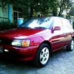 Foto Toyota Starlet Tabung Merah 90' Special Edition...