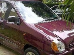 Foto Kia visto automatic th 2003 merah metalik