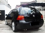 Foto Vw Golf Mk4 1.6 At 2002