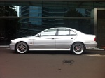 Foto For sale: bmw 525i e39, 2001, silver