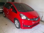 Foto Honda jazz RS AT 2013 LOW KM bukan yaris swift