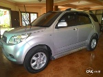 Foto Daihatsu Terios Tx 2007 At Silver Metalik