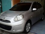 Foto Nissan March 1.2 Automatic Silver 2011