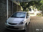Foto Honda Jazz Putih Manual 2007 Idsi
