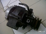 Foto Alternator Mesin 2lt - Toyota Hi-ace / Kijang...