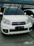 Foto Daihatsu Terios Tx Adventure Manual Putih 2012
