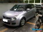 Foto Jual Swift ST (D) AT 2010 Silver Purple