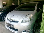 Foto Toyota Yaris S Limited 1.5 Th 2011 Silver Tdp...