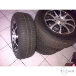 Foto Velg Racing Avanza Plus Ban Michelin