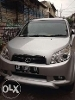 Foto Toyota Rush silver type S manual tahun 2009
