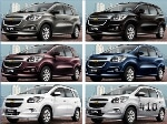 Foto Chevrolet spin ALL TYPE discount besar PROMO...