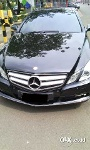 Foto Mercedes Benz E-class Coupe E250 A/t Th 2010